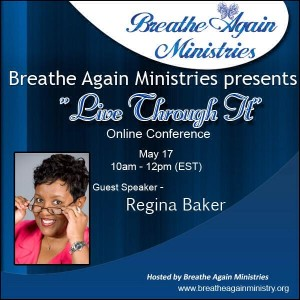 live through it online conference